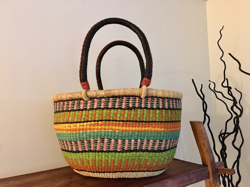 HAPPY NEW YEAR! Did you Spot that Special Handwoven BASKET~~Fill it with Treasures ~~