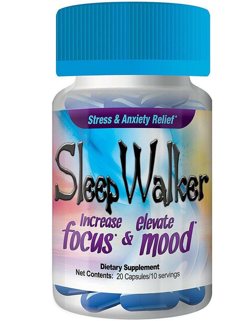 Sleep Walker 20ct Bottle