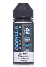 Gorilla Warfare Gorilla Warfare 120ml E-Juice