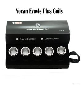 YoCan Yocan Evolve Plus Coil's