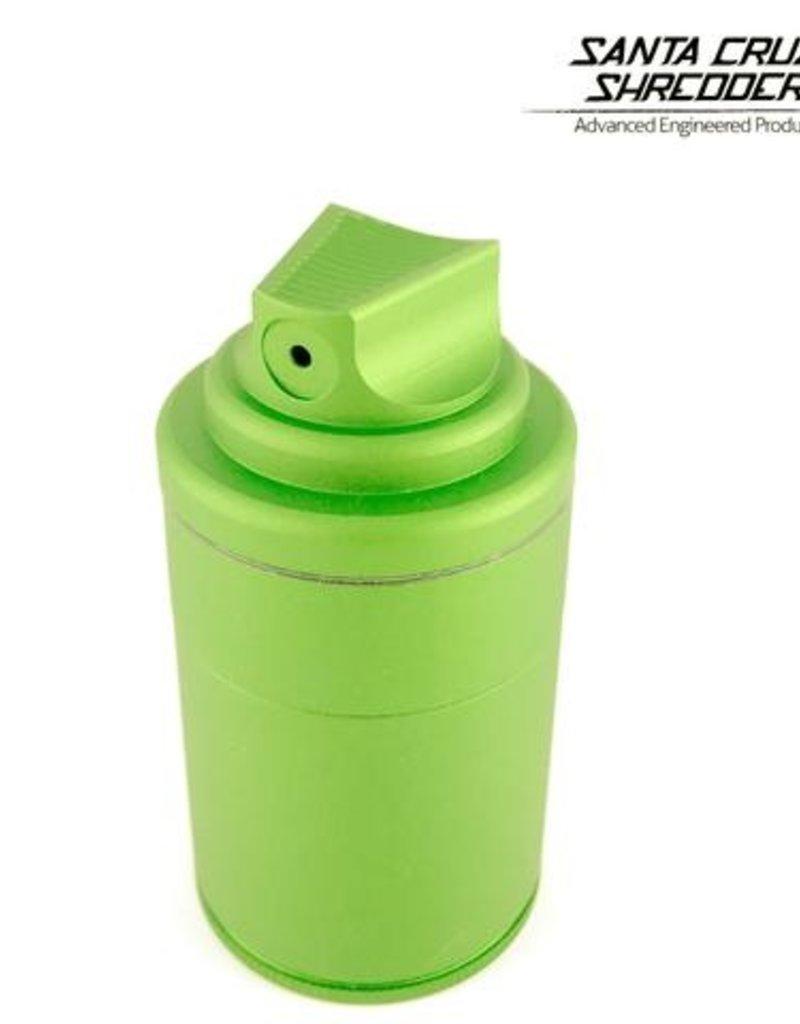 Santa Cruz Shredder Santa Cruz Shredder 3pc Spray Can Grinder