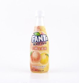 Exotic Soda Co. Exotic Soda Double Peach Fanta
