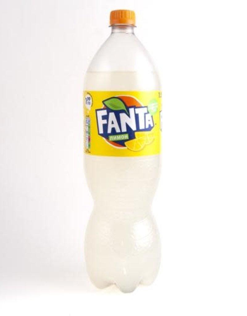 Exotic Soda Co. Exotic Soda Fanta Lemon Ice