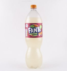 Exotic Soda Co. Exotic Soda Fanta Peach 2 Liter