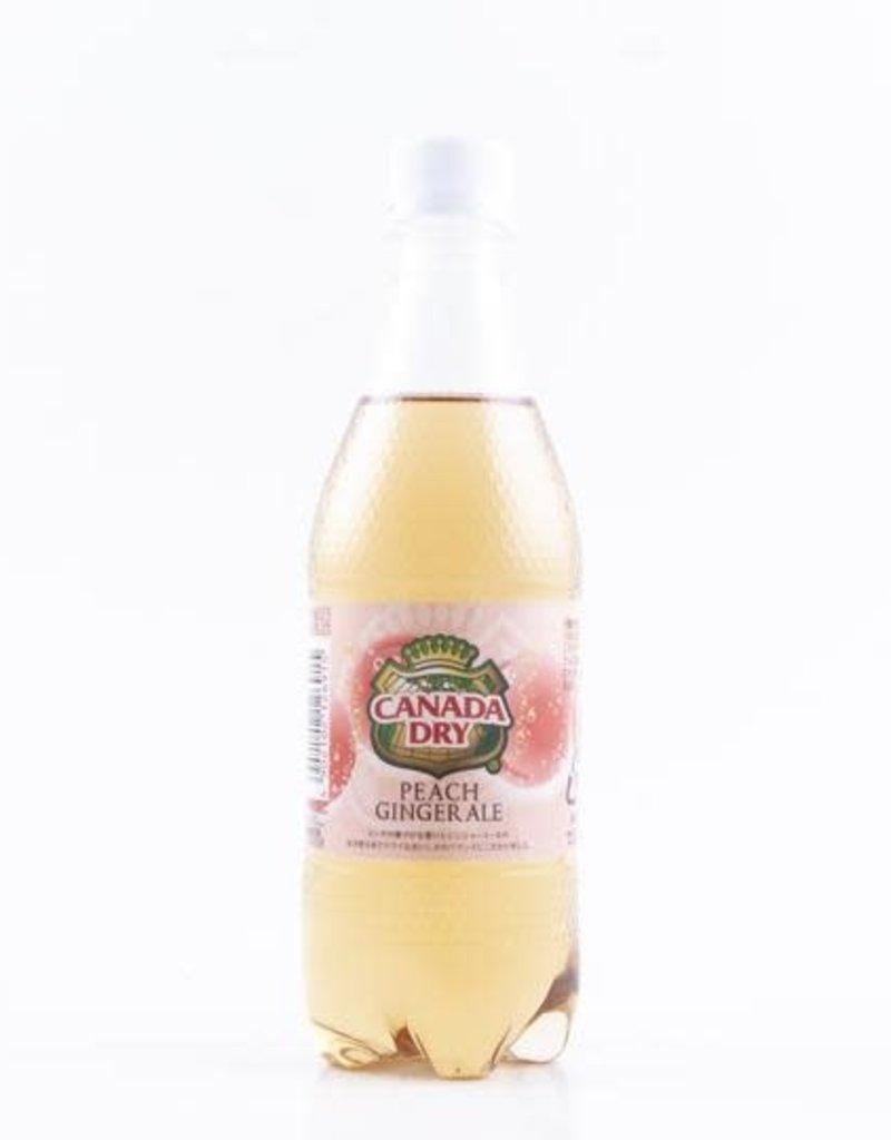 Exotic Soda Co. Exotic Soda Canada Dry Peach