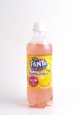 Exotic Soda Co. Exotic Soda Grapefruit Fanta