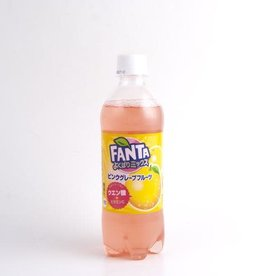 Exotic Soda Co. Exotic Soda Grapefruit Fanta