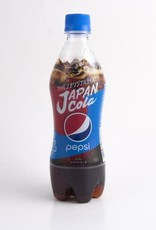 Exotic Soda Co. Exotic Soda Pepsi Japan Cola