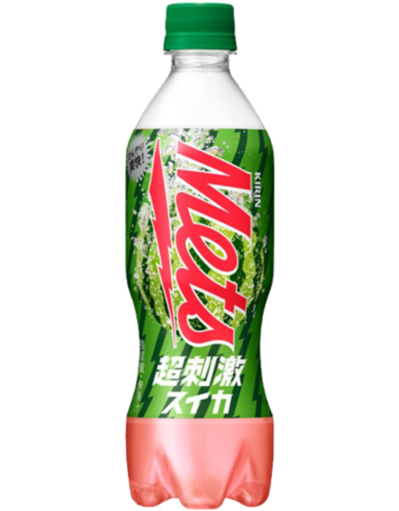 Exotic Soda Co. Exotic Soda Watermelon Mets