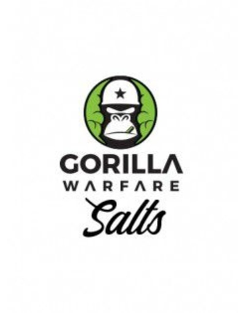 Gorilla Warfare Gorilla Warfare Salt 30ml E-Juice