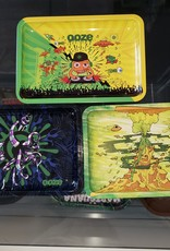 Ooze Ooze Metal Rolling Tray -  SMALL