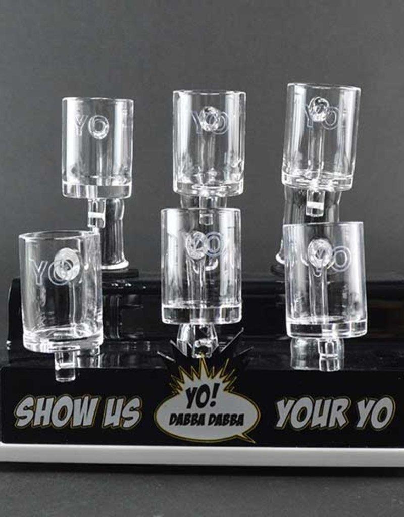 Yo Dabba Enail 25mm Banger Quartz Nail