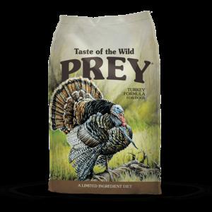 Diamond Taste of the Wild Prey GF Turkey Dog Food
