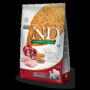 FARMINA PET FOOD USA LLC Farmina AG Ancestral Grain Dog Kibble Light Chicken Med/Max