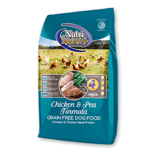 Nutrisource NutriSource Grain Free Dog Chicken Kibble