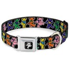 Buckle Down Buckle Down Grateful Dead Dancing Bears Collar