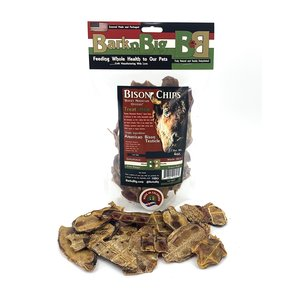 Bark N Big Bark n Big Bison Chips  4oz