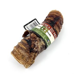 "The Natural Dog Company Natural 6"" Med Trachea Chews"