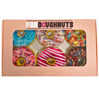 Fabdog Box of 6 doughnut Toys