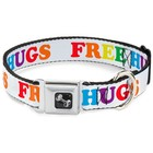 Buckle Down Buckle Down Free Hugs Collar