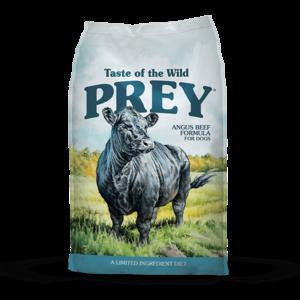 Diamond Taste of the Wild Prey GF Angus Beef Dog Food