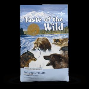 Diamond Taste of the Wild Grain Free Pacific Stream Dog Kibble
