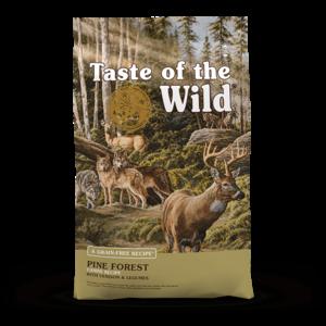 Diamond Taste of the Wild Grain Free Pine Forest Dog Kibble
