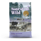 Diamond Taste of the Wild Grain Free Sierra Mountain Dog Kibble