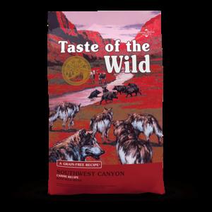 Diamond Taste of the Wild Grain Free Southwest Canyon Dog Kibble