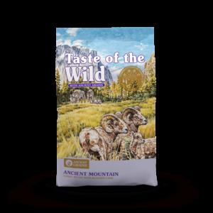 Diamond Taste of the Wild Ancient Grain Ancient Mountain Dog Kibble