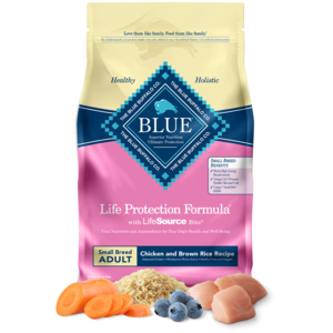 Blue Buffalo Blue Buffalo Dog Kibble Small Breed Chicken Rice 6#
