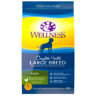 Wellness Large Breed Adult Dog Kibble