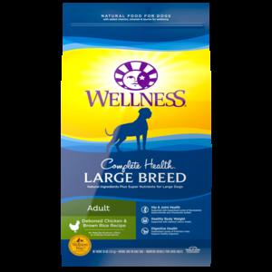 Wellness Wellness Large Breed Adult Dog Kibble