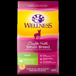 Wellness Wellness Small Breed Adult Dog Kibble