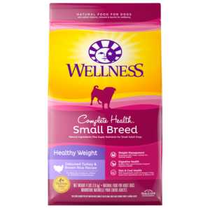 Wellness Wellness Small Breed Healthy Weight Dog Kibble