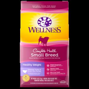 Wellness Wellness Small Breed Healthy Weight Dog Kibble