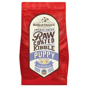 Stella & Chewy Stella Raw Coated Puppy Dog Kibble