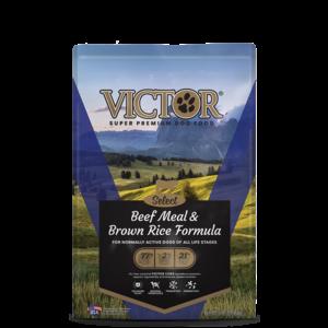 Victor Victor Beef & Rice Dog Kibble