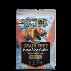 Victor Victor GF Yukon River Dog Kibble