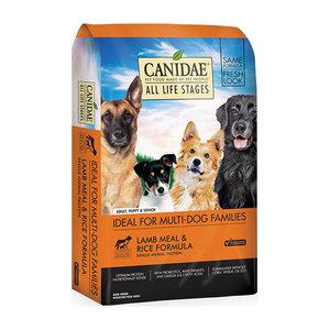 Canidae Canidae Lamb & Rice Dog Kibble