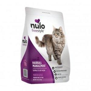 Nulo Nulo Freestyle Cat Hairball Turkey 5lb