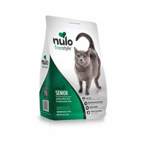 Nulo Nulo Freestyle Cat Senior Pollock 5lb