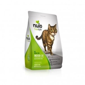 Nulo Nulo Freestyle Indoor Cat Duck 5lb