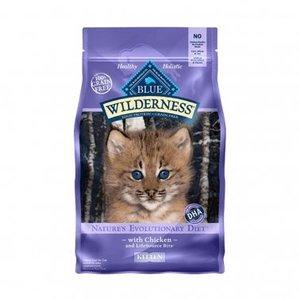 Blue Buffalo Blue Wilderness Kitten Dry chicken 5#