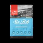 Champion Pet Foods Orijen 6 Fish Adult Dog Kibble