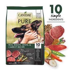 Canidae Canidae Pure GF Bison Dog Kibble
