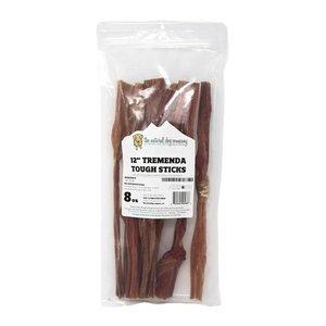 """The Natural Dog Company Tremenda Tough Sticks Bag 12"""" 8oz"""