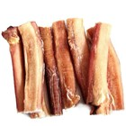 "The Natural Dog Company Natural 6"" Jumbo Bully Sticks odor free 16oz"