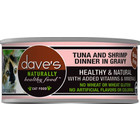 Dave's Dave's Cat Can Tuna Shrimp 5.5oz