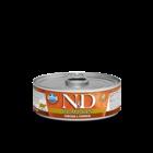 FARMINA PET FOOD USA LLC Farmina Cat GF Pumpkin Venison Apple 2.8z can
